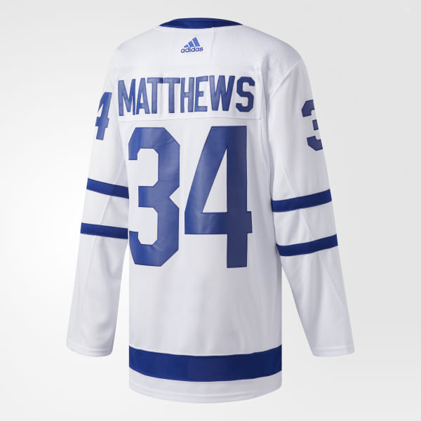 cheap for discount 572e4 16256 adidas MAPLE LEAFS MATTHEWS AWAY AUTHENTIC JERSEY - Multicolor | adidas  Canada