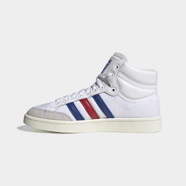 Adidas Hard Court Silver Iridescent Grundschule Schuhe