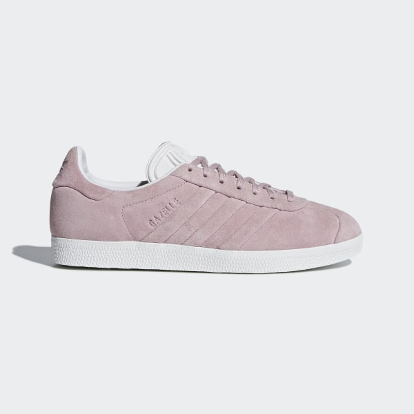 pretty nice d6c3d 9ea25 Gazelle Stitch and Turn Shoes Wonder Pink   Wonder Pink   Cloud White BB6708