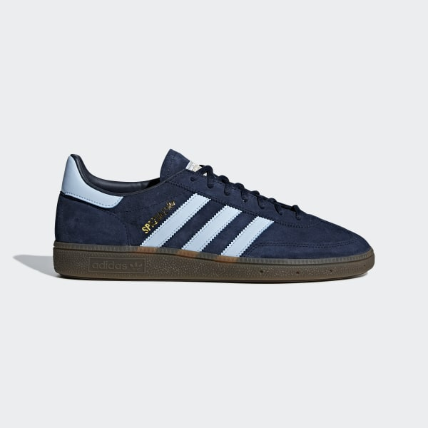 66176ab330 Handball Spezial Shoes Collegiate Navy / Clear Sky / Gum5 BD7633