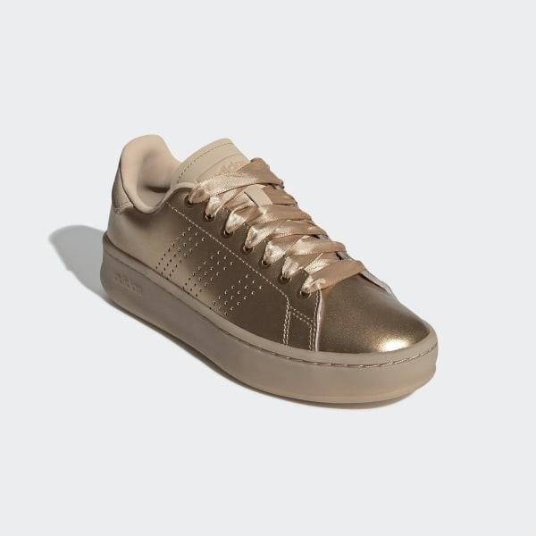 adidas Advantage Bold Schuh Gold | adidas Austria