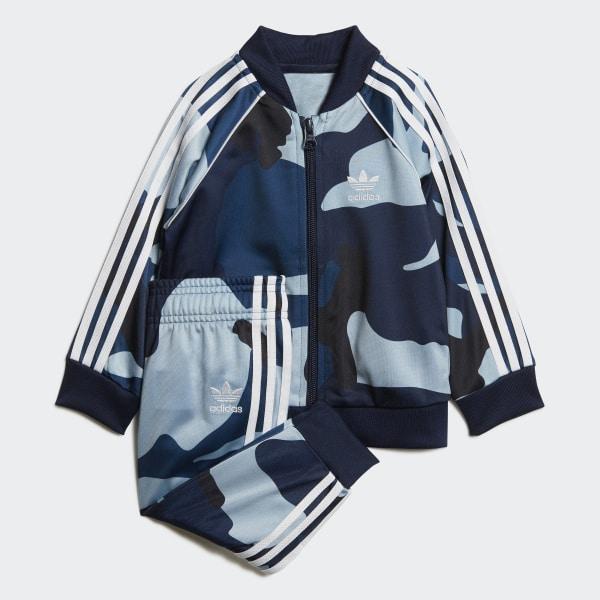 0abbd8e2760c10 adidas Спортивный костюм Camouflage SST - разноцветный | adidas Россия