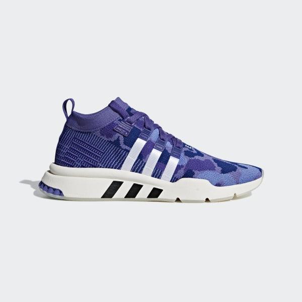 reputable site c8441 d28d9 adidas EQT Support Mid ADV Primeknit Shoes - Purple | adidas US
