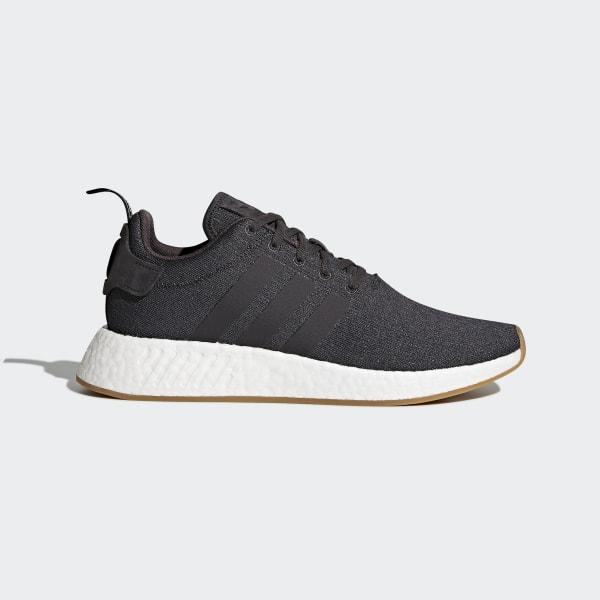 Adidas Nmd_R2 Pk Heren Originals Schoenen Zwart Vind Je