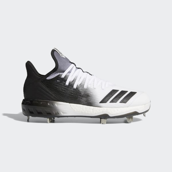 wholesale dealer e7efe 8bbbc Boost Icon 4 Splash Cleats Cloud White   Core Black   Core Black B76032