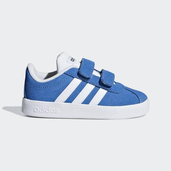 73f0b59ddd8 VL Court 2.0 Schoenen True Blue / Ftwr White / Grey Six F36397