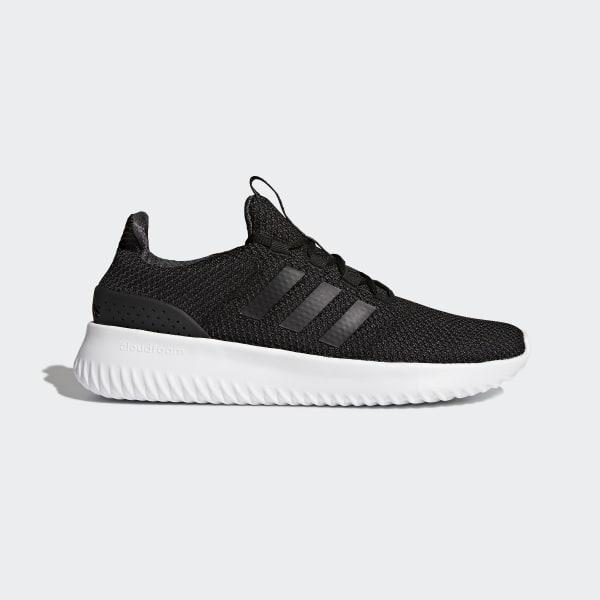 Details zu Adidas cloudfoam Race Schuhe für Damen Gr. 41 13 schwarz weiss