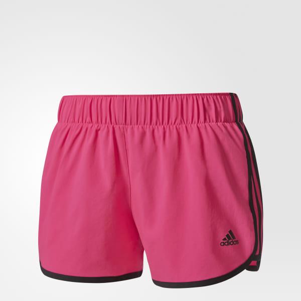 3929703b3 Short M10 Sho Feminino - Rosa adidas | adidas Brasil