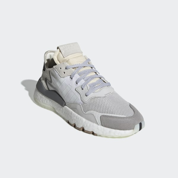 adidas Nite Jogger Shoes White | adidas US