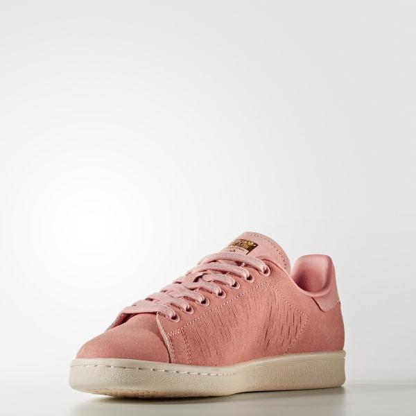 Cima clasicos Adidas Mujer Adidas Stan Smith W rosasrosas