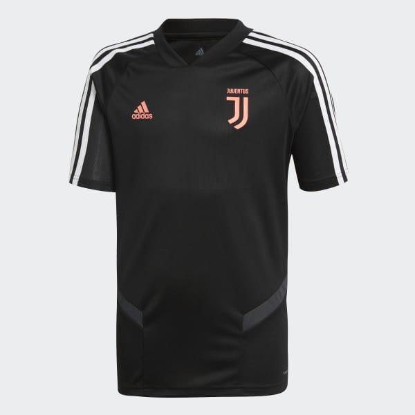 buy popular c8c7c 3e95f adidas Juventus Training Jersey - Black | adidas Ireland