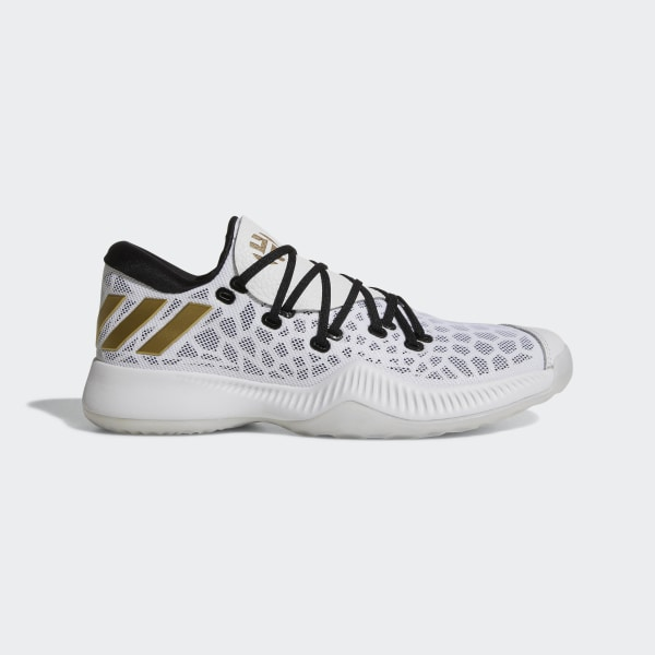 2825859c96 Harden B/E Schuh Cloud White / Core Black / Cloud White AC7821