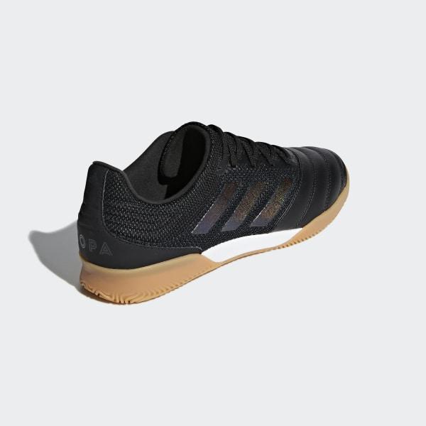 73bdf7f2c66f adidas Copa 19.3 Indoor Sala Boots - Black | adidas UK