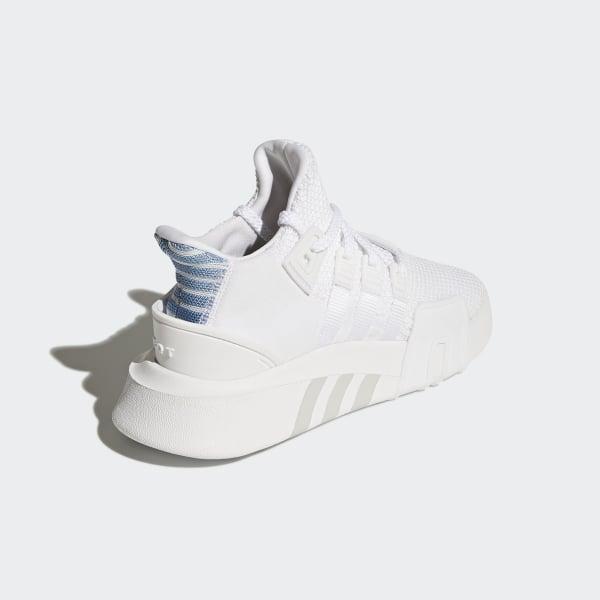 e820f58f9e7 EQT Bask ADV Shoes Ftwr White Ftwr White Ash Blue AC7354