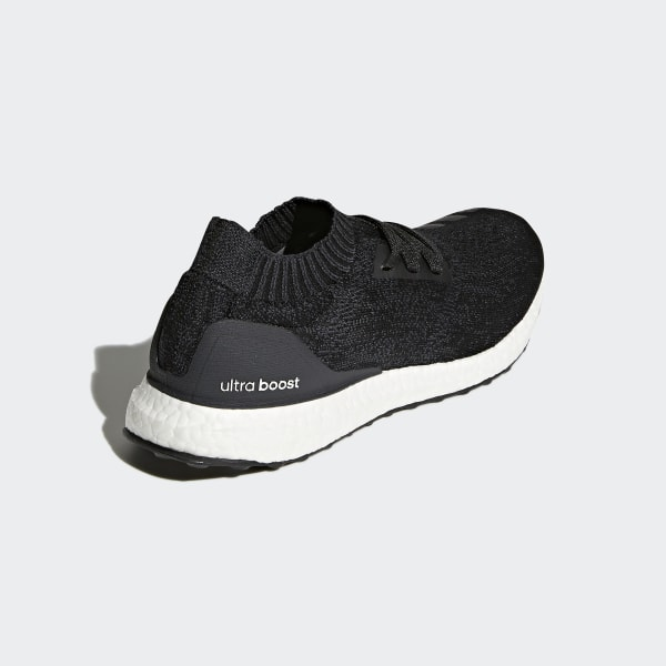 the latest 27b2b c0b1d Ultraboost Uncaged Shoes Carbon / Core Black / Grey Three DA9164