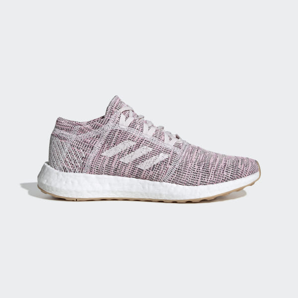 c03d63ceb Pureboost Go Shoes Orchid Tint / Ftwr White / Raw White B75824