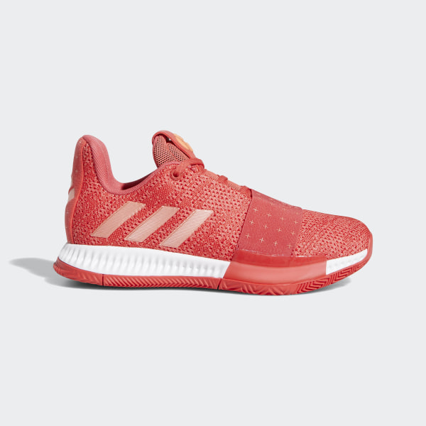 online retailer 2cc92 64abf Harden Vol. 3 Shoes Easy Coral   Real Coral   Chalk Coral BD7600