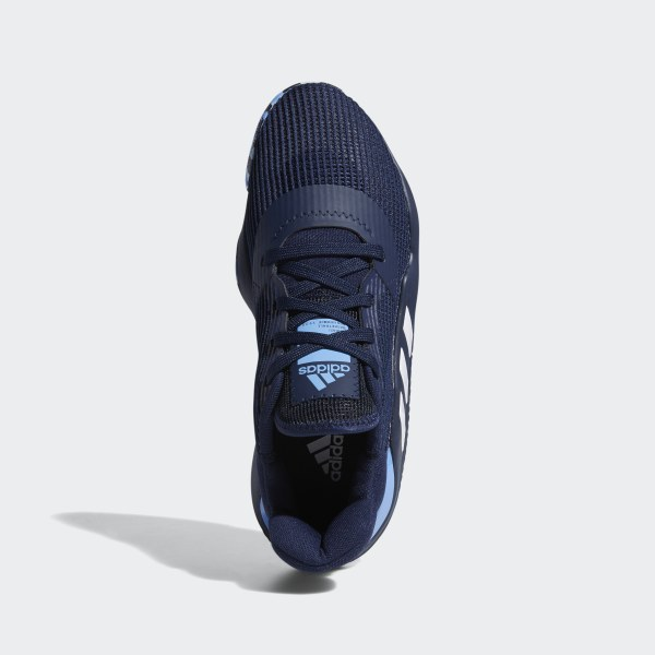 79db69a123 adidas Pro Bounce 2019 Low Shoes - Blue | adidas US