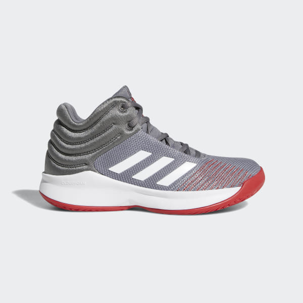 d327d195063 Explosive Ignite 2018 Wide Shoes Grey Three   Cloud White   Grey Four F35676