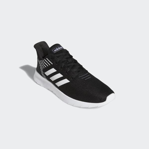ADIDAS HERREN SCHUHE Sneaker Asweerun F36331 Turnschuhe Schwarz Weiß Mesh SALE