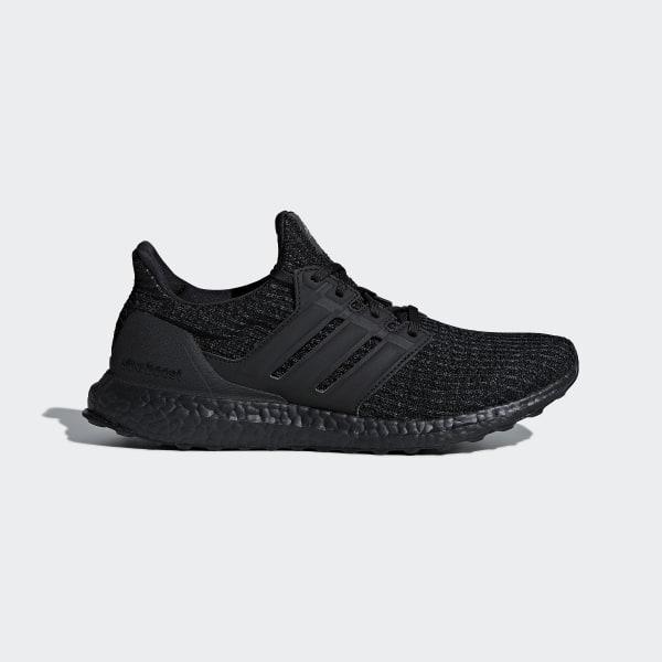 76d96a8d9 UltraBOOST Shoes Core Black / Core Black / Active Red F36641