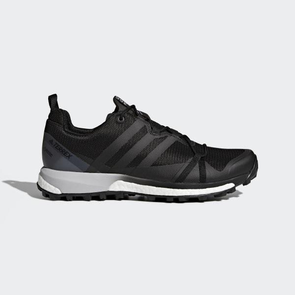 8e84a332 TERREX Agravic GTX sko Core Black / Footwear White / Cloud White BB0953