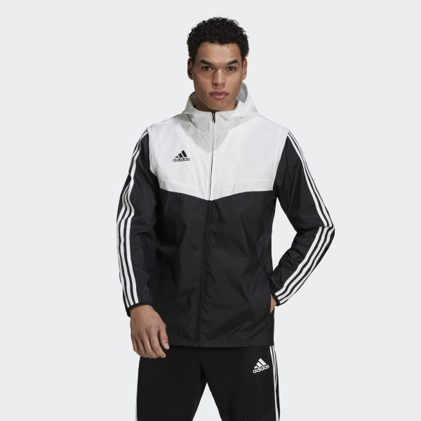 012fee86f adidas Tiro Windbreaker - Black | adidas UK