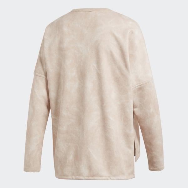 adidas ID Reversible Sweatshirt Beige | adidas Deutschland
