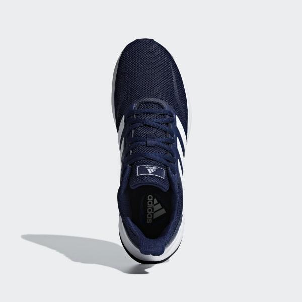 c3e425e6f3 Zapatillas Runfalcon Dark Blue / Ftwr White / Core Black F36201