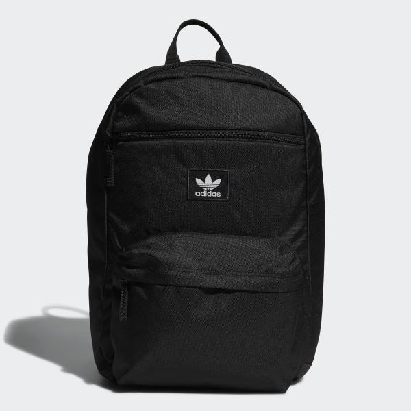 425ada8ade adidas Originals National Backpack - Black | adidas US