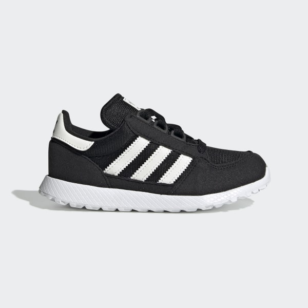 8442628150d adidas Forest Grove Shoes - Black | adidas UK