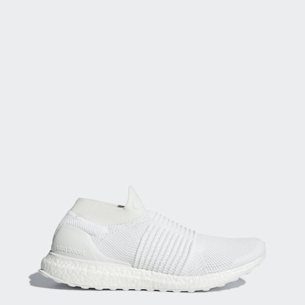 adidas UltraBOOST Laceless Shoes White | adidas US