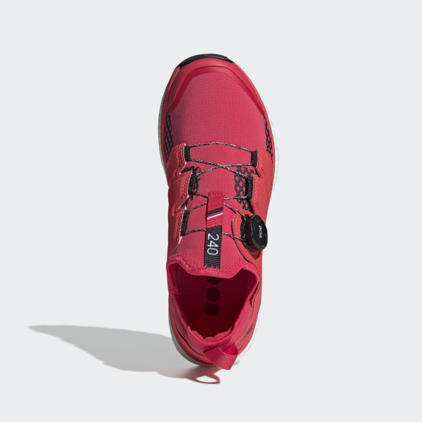 adidas W TERREX AGRAVIC BOA, Active Pink Core Black Shock Red