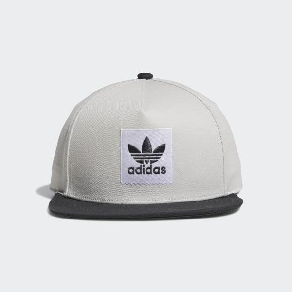 c20f3d330a980 Two-Tone Blackbird Snapback Hat Grey One   Carbon CE2612