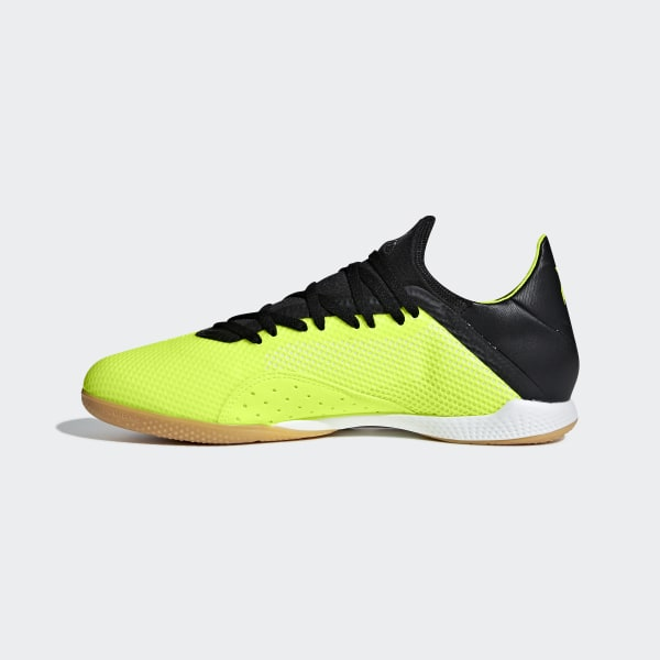 ad53defe3f9 X Tango 18.3 Indoor Boots Solar Yellow   Core Black   Ftwr White DB2441