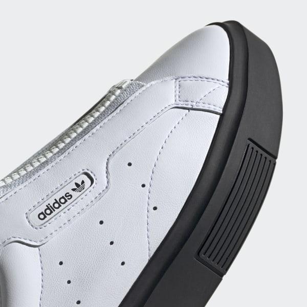 ADIDAS ORIGINALS Adidas Sleek Sneakers voor Dames Wit