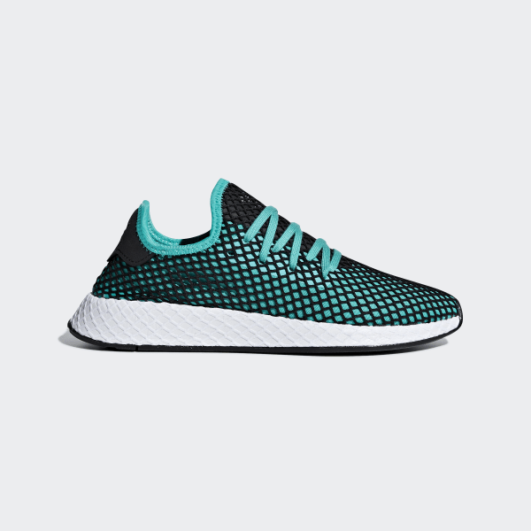 a998241a00 adidas Deerupt Runner Shoes - Turquoise | adidas US