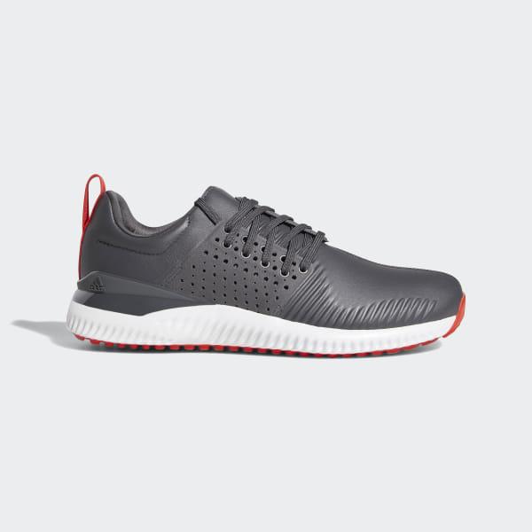 wholesale dealer e6cf9 d9868 Adicross Bounce Shoes Grey Six   Active Red   Cloud White BB7819