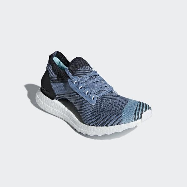 Chaussures Running Adidas Ultra Boost X Parley BleuBleu