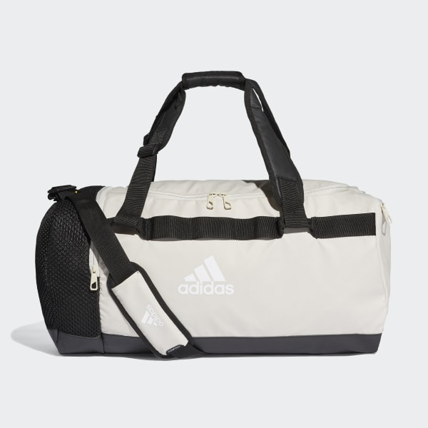 adidas Convertible Training Duffelbag M Weiß | adidas Switzerland