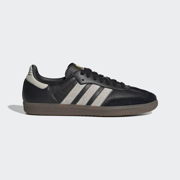 adidas Originals Samba OG Sneaker Grau Braun