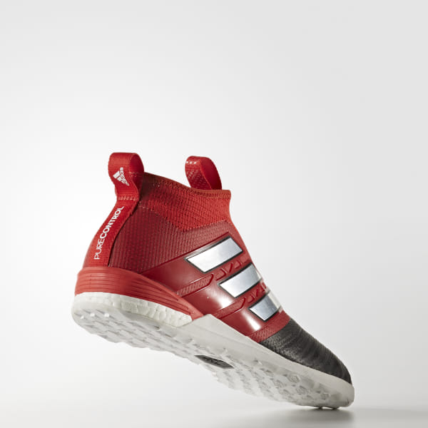 outlet store 2942c 42d5d adidas ACE Tango 17+ Purecontrol Indoor Shoes - Red | adidas US