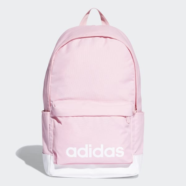 7c2aeff4b83a adidas Linear Classic Backpack Extra Large - Pink | adidas Canada