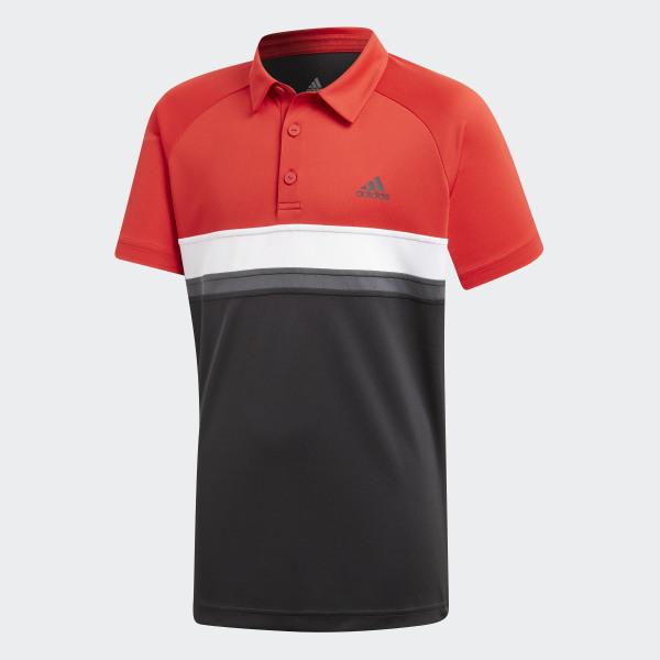 a5ed4fc8a Camisa Polo Colorblock Club - Preto adidas   adidas Brasil