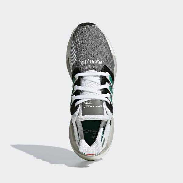 best authentic c7838 e4e92 EQT Support 91 18 Shoes Core Black   Clear Granite   Sub Green AQ1037