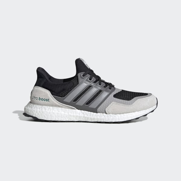new arrival 673bf fecff Ultraboost S L Shoes Core Black   Light Granite   Grey One EF0726