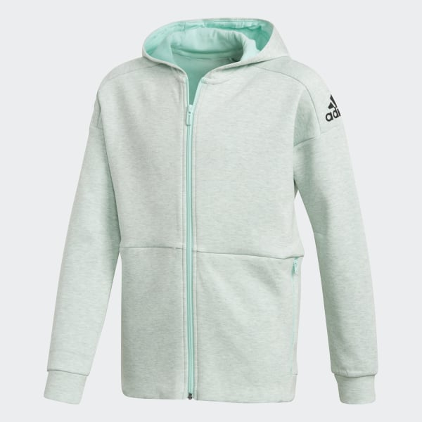 f848ce3dcbb06 adidas ID Stadium Hoodie - Turquoise | adidas UK