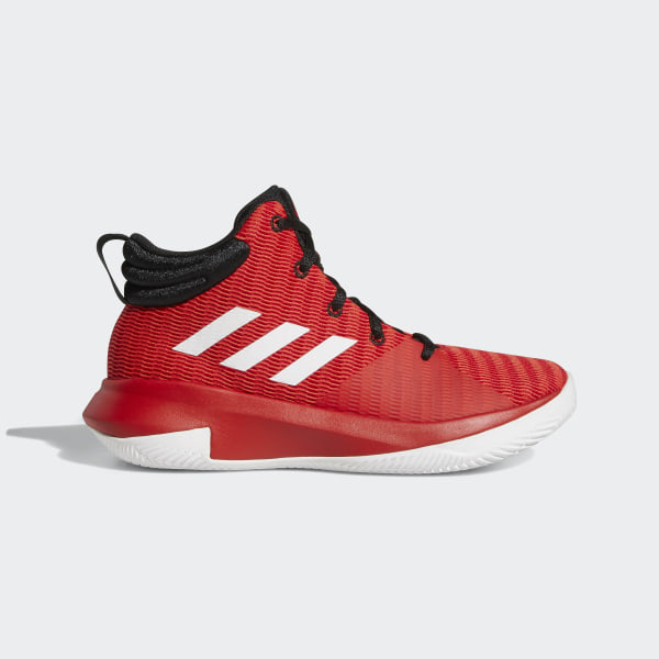 adidas Pro Elevate Shoes Red | adidas US
