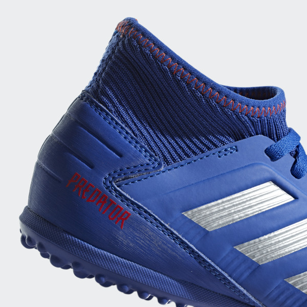 c69a754ba53c Predator Tango 19.3 Turf Shoes Bold Blue / Silver Metallic / Active Red  CM8546