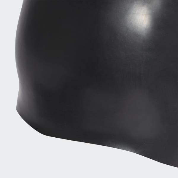 f4ac58e5c0de adidas Gorro de Natación adidas Logo Silicona - Negro   adidas Argentina
